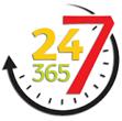 24 O Clock Service